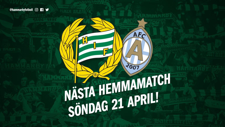 HAMMARBY-AFC ESKILSTUNA