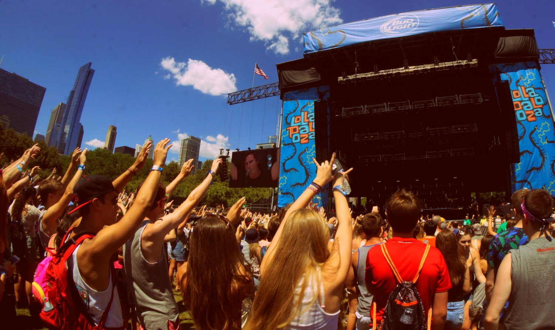 Lollapalooza - the international music festival
