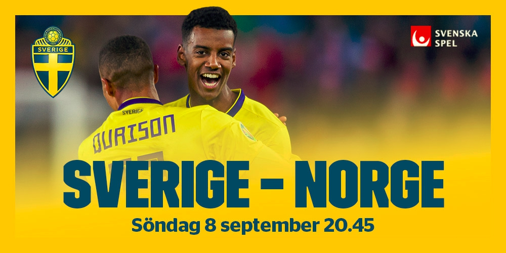 SWEDEN - NORWAY
