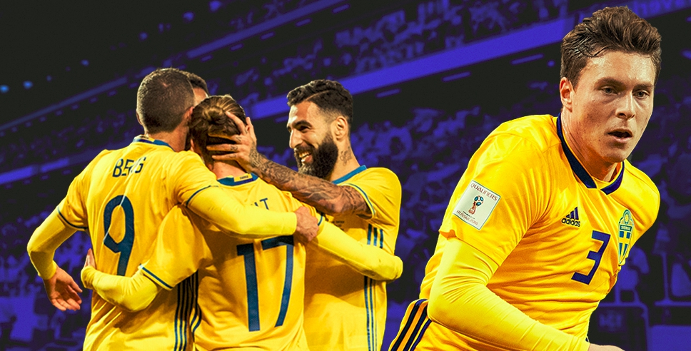 Sweden - Romania