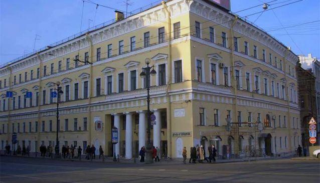 Pushkin – A Cultural Encounter in St Petersburg