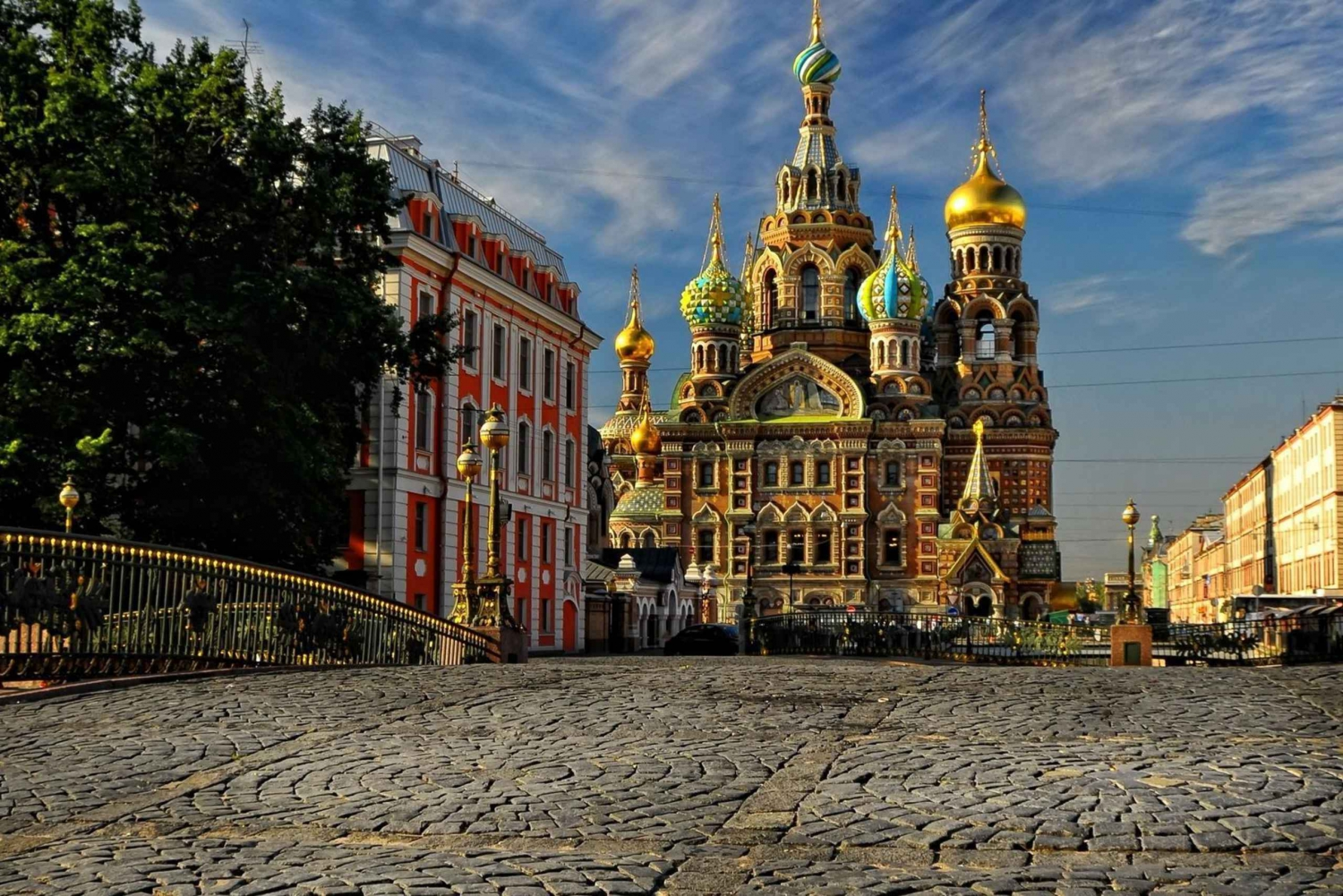 1-Day Private Tour of St Petersburg - History of the Tsars