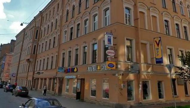 33 Pleasures Hotel St Petersburg