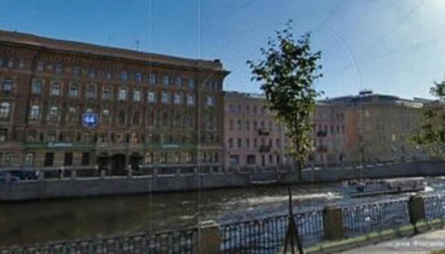 Adagio na Fontanke Hotel