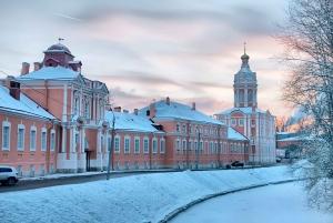 Alexander Nevsky Lavra Private Tour