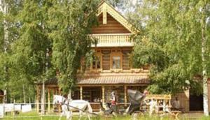 Amaranta Shuvalovka Russian Village Hotel