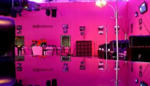 Bl@ckberry Prestige Cafe
