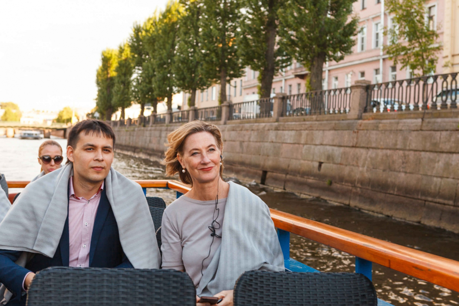 Canal and River Cruise with Faberge Option
