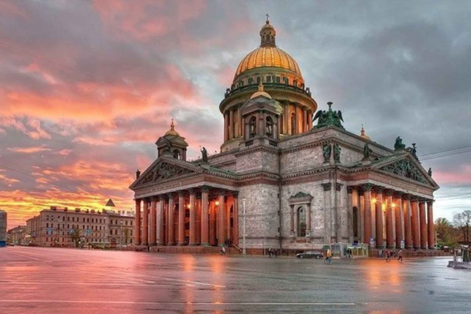 Cathedrals of St. Petersburg Private Half-Day Tour
