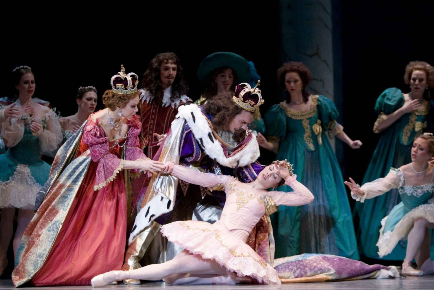 Classic Ballet with Visa Free Document