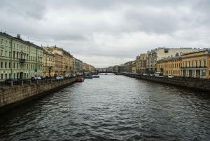 Dostoyevsky Walking Tour of St Petersburg