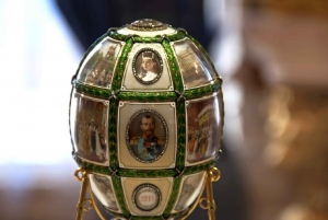 Faberge Museum Exclusive Private Tour