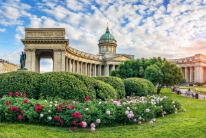 Flexible Day Tour in St. Petersburg with Guide & Driver