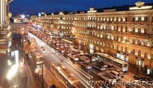 Friends Hostel on Nevsky