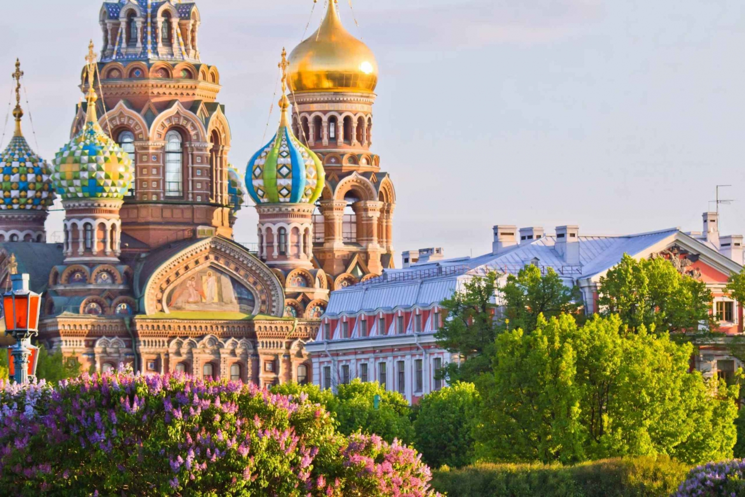 From St. Petersburg: 2-Day Private City Highlights Tour