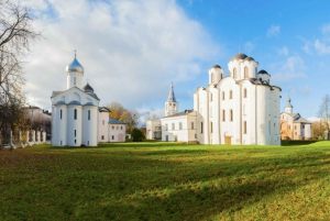 From St Petersburg: Full-Day Trip to Novgorod