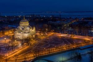 From St Petersburg: Kronstadt City Tour