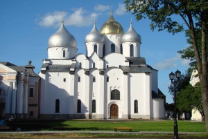 From St. Petersburg: Private Tour of Veliky Novgorod