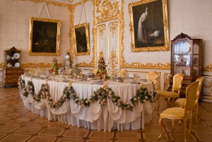 From St. Petersburg: Pushkin Tour by Public Transport