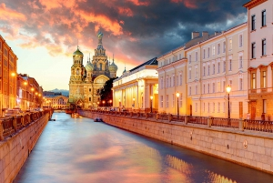Half-Day St.Petersburg Tour with Private Guide