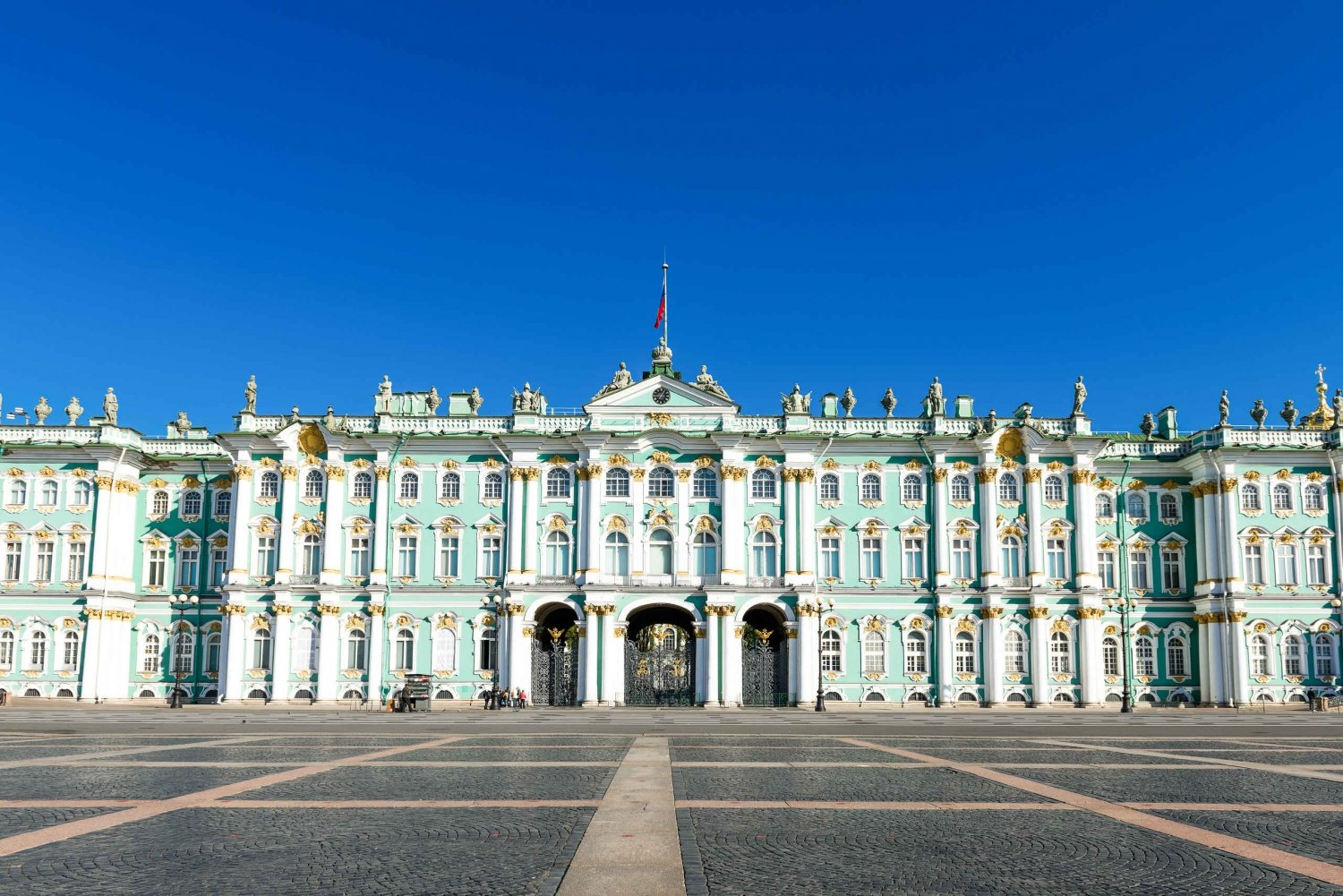 Hermitage: Impressionist and Golden Peacock Evening Tour