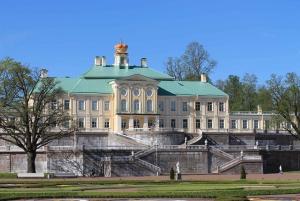 Imperial Palaces of Oranienbaum Private Tour