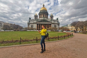 Isaac's Cathedral Audio Guide & Colonnade