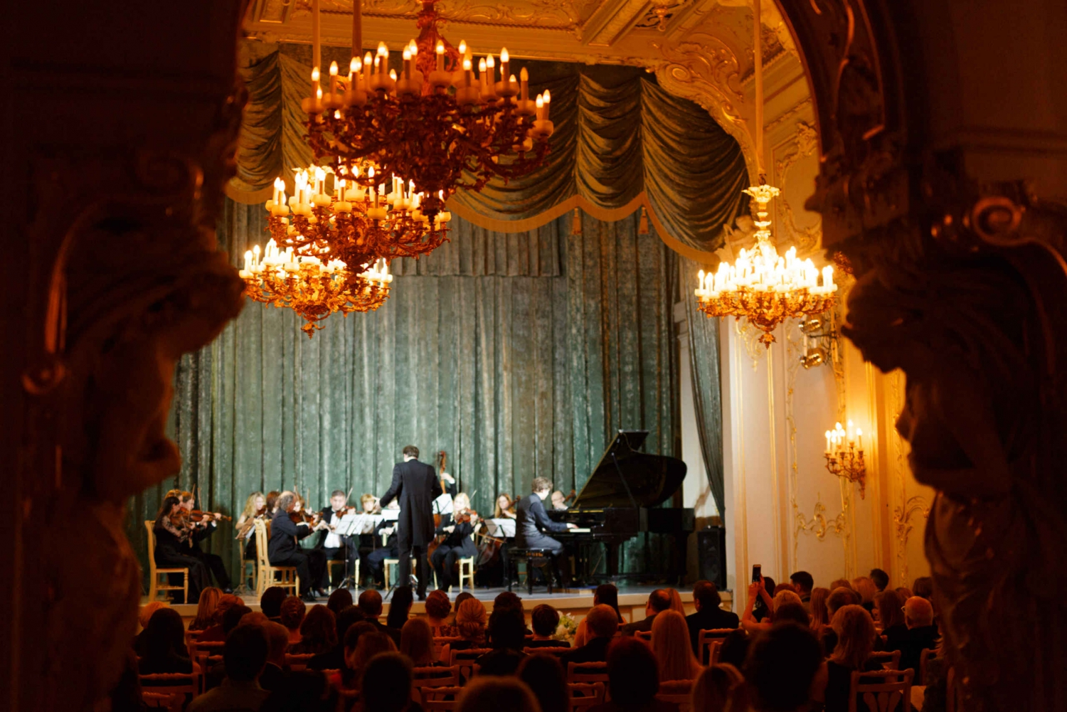 Live Classical Concert with Orchestra & Opera