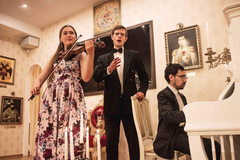 Saint Petersburg: Romanov Royal Concert with Сhampagne