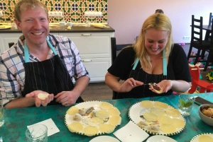 Pelmeni Cooking Class with Vodka and Food Tasting