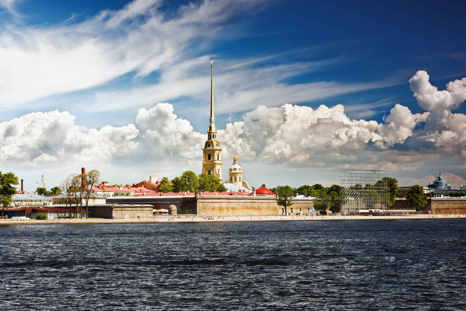 Peter and Paul Fortress: Tour To The Birthplace of a City