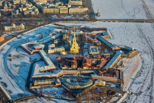 Peter & Paul Fortress Ticket and 2-Hour Group Walking Tour