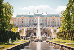 Peterhof Museum Park Ticket and Audioguide