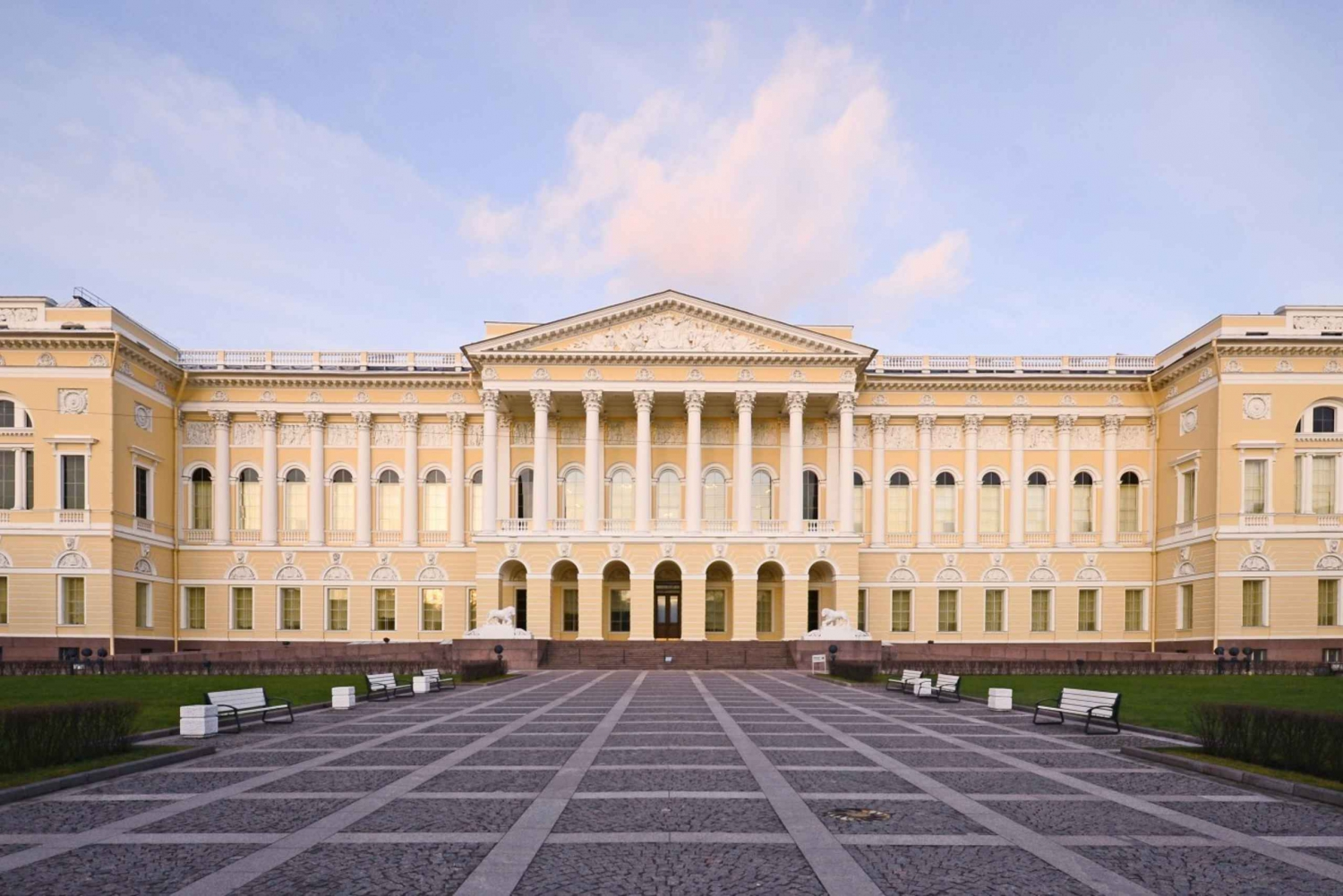 Private 2-Hour State Russian Museum Tour