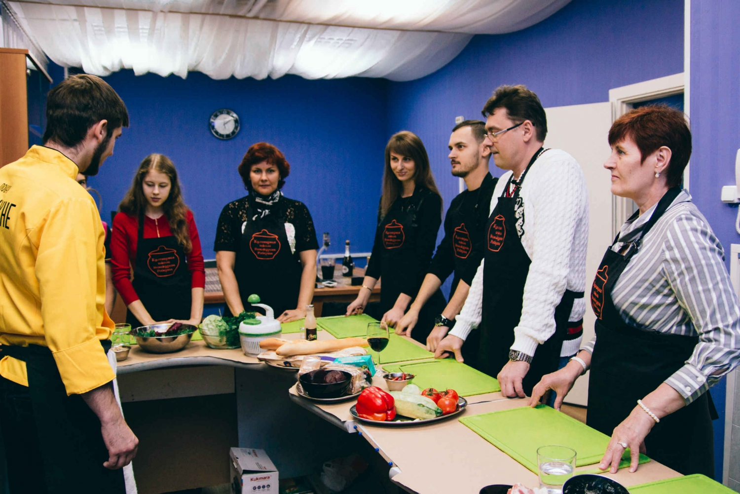 Private Russian Cuisine Cooking Class in St. Petersburg