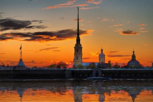 Private Tour to Peter and Paul Fortress in St. Petersburg