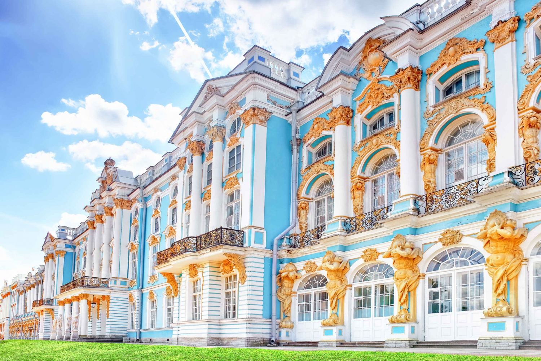 Pushkin & Catherine's Palace, Half-Day St. Petersburg Tour