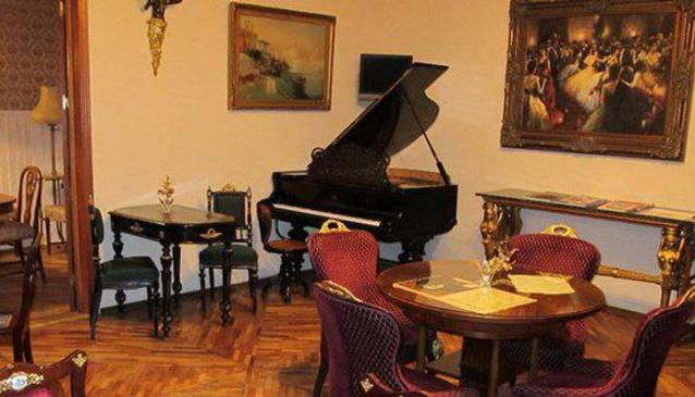Rachmaninov Antique Hotel