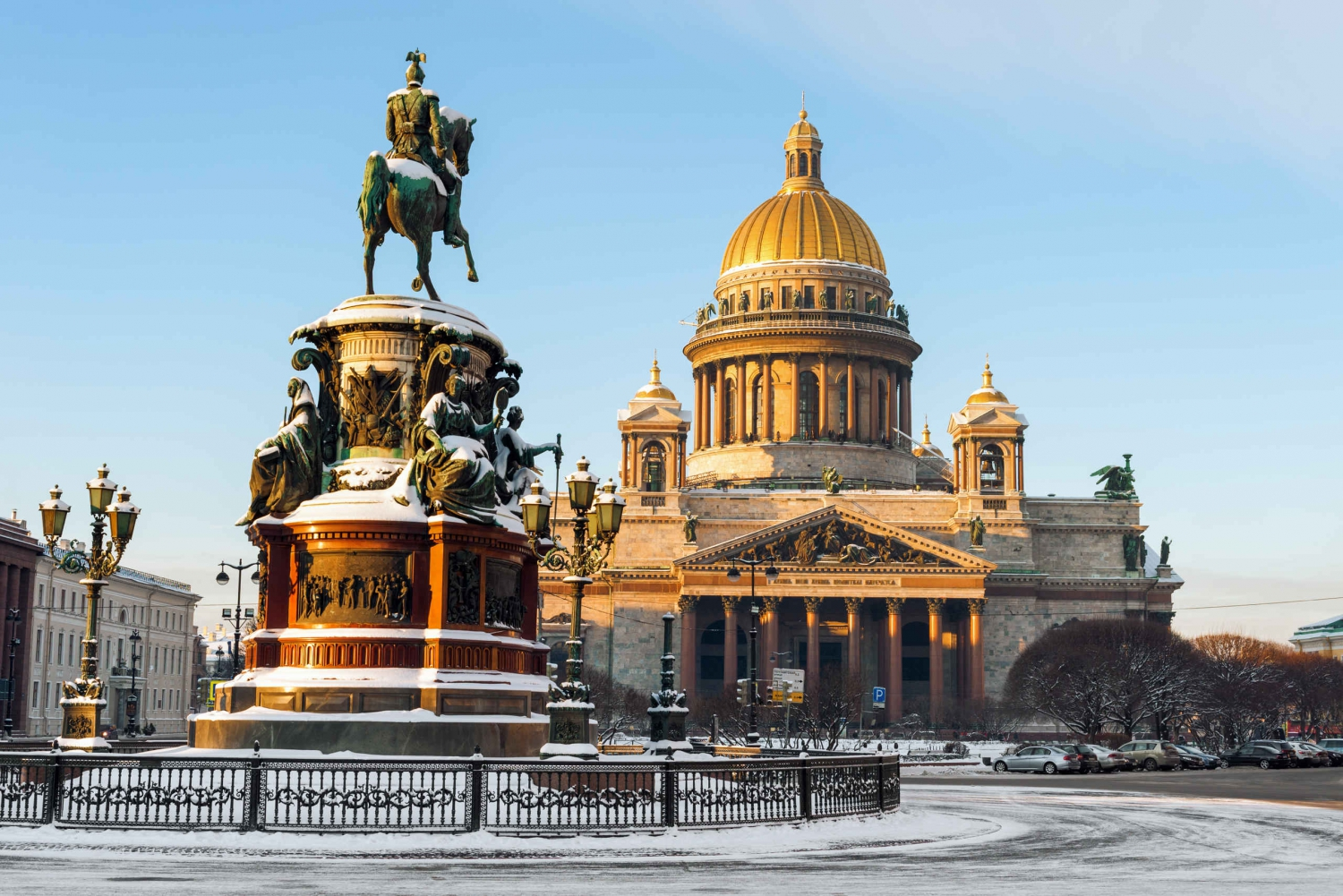 Saint Isaac's Cathedral Private Tour