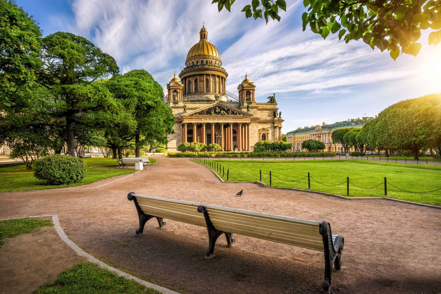 Saint Isaac's Cathedral Ticket