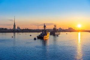 Saint Petersburg: Kayak Tour on the Neva River