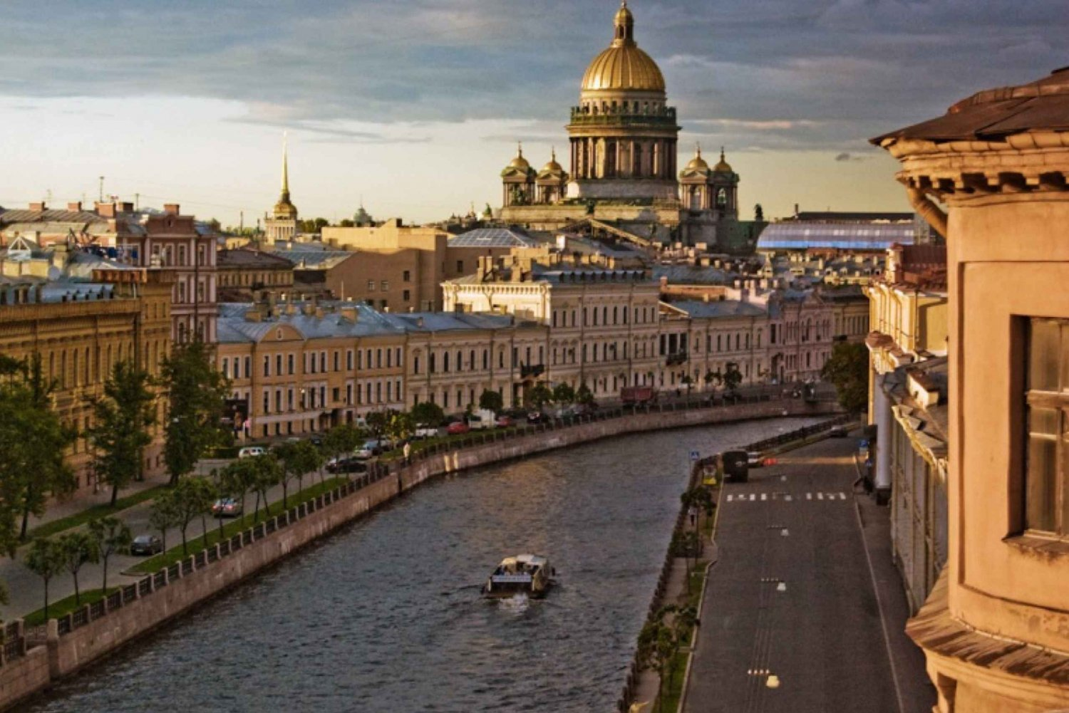 Saint Petersburg: Private Half-Day Tour with Faberge Museum