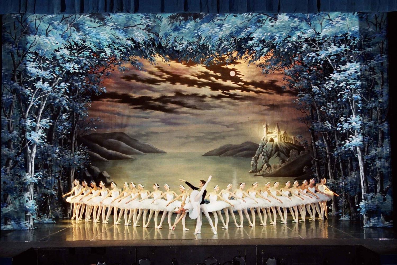 Saint Petersburg: Swan Lake at the St. Petersburg Hall