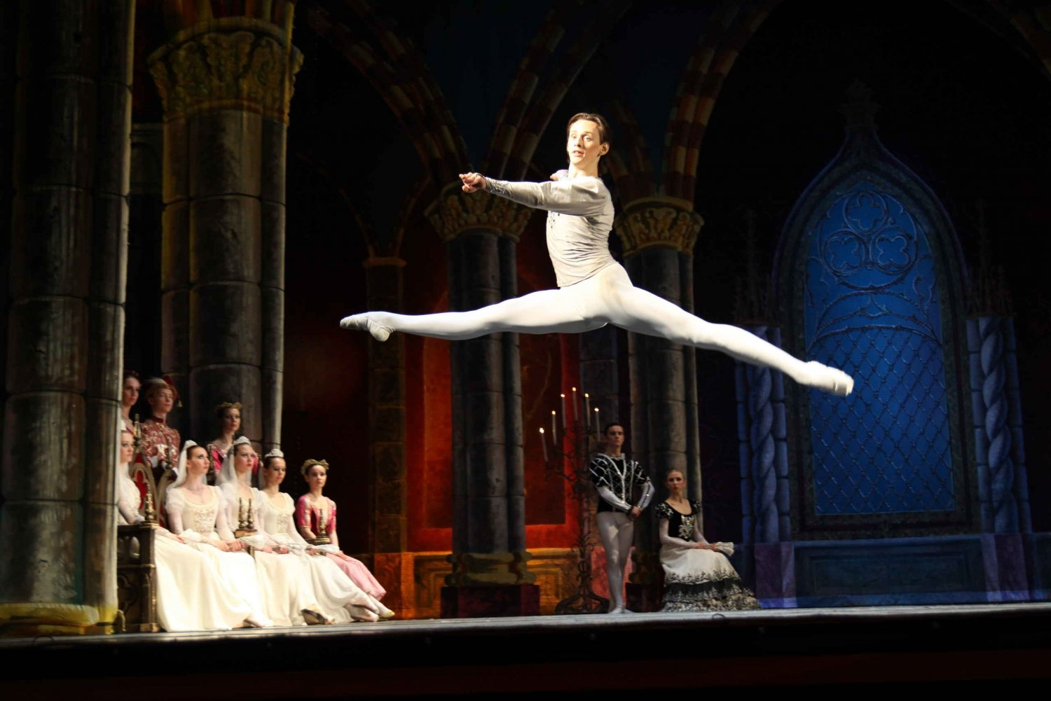 Saint Petersburg: Swan Lake Ballet at the Hermitage Theater