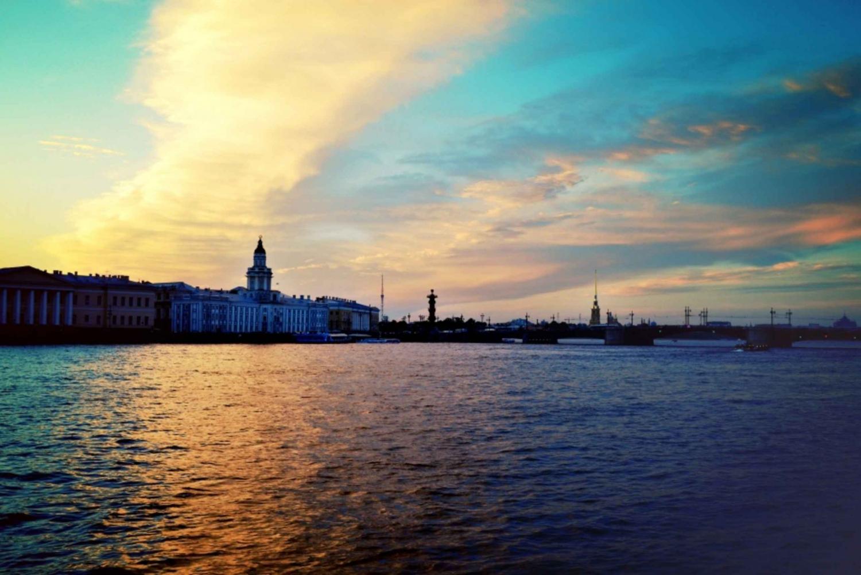St. Petersburg 1-Day Visa-Free Shore Excursion