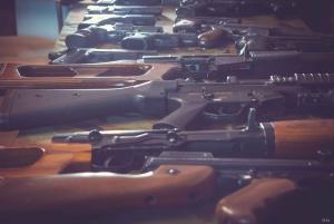 St. Petersburg: 100 Shots Shooting Club Experience