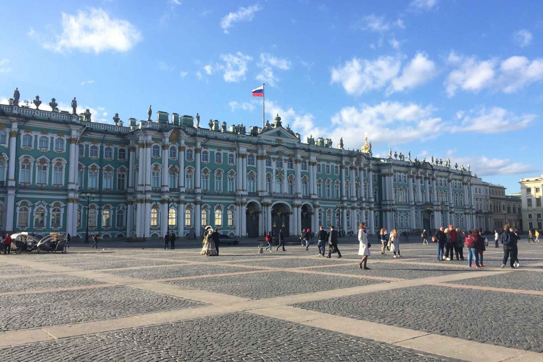 St. Petersburg: 2.5-Hour Hermitage & Winter Palace Tour