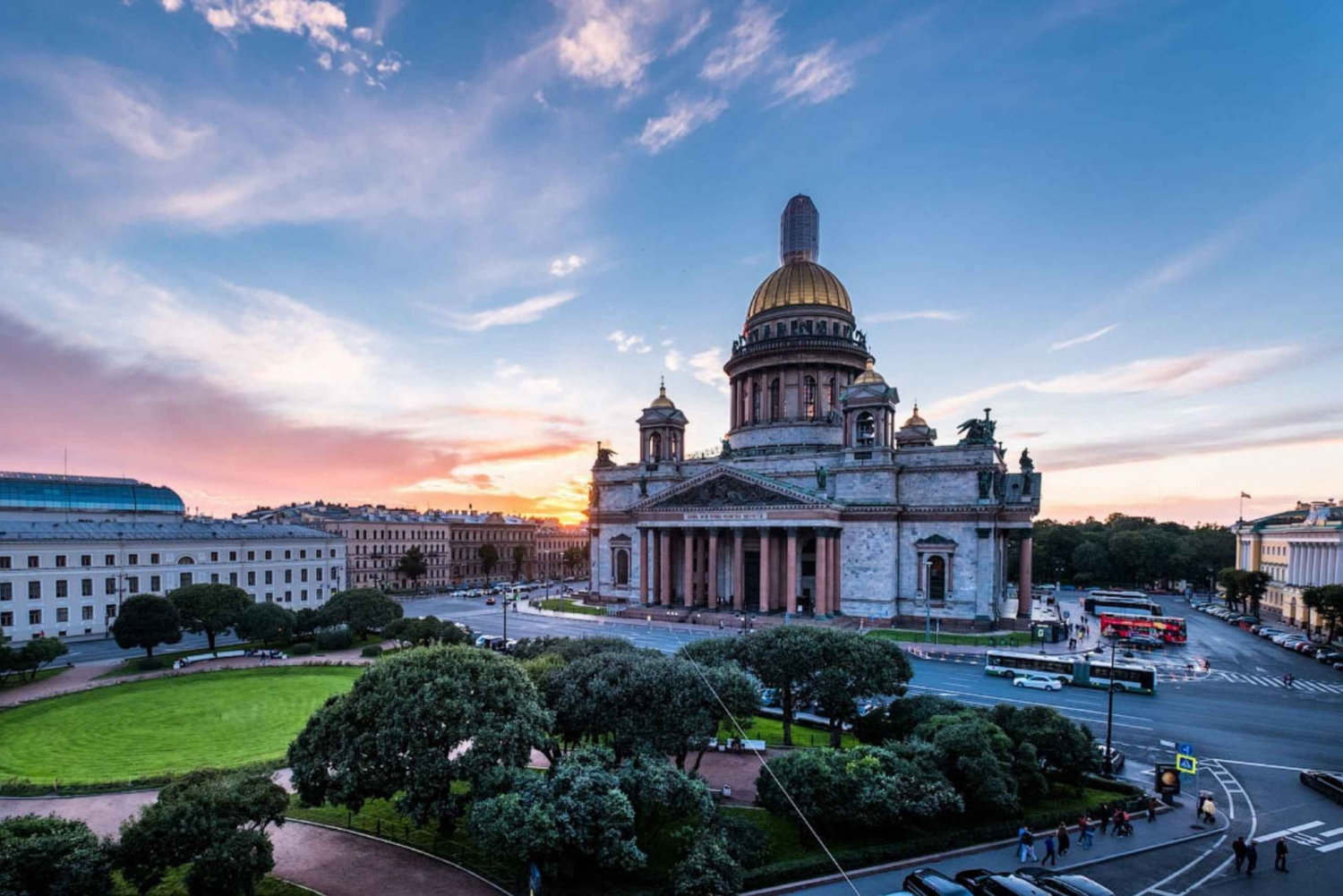 St. Petersburg: 2-day Private Tour with Faberge Museum