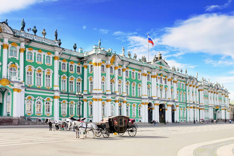 St. Petersburg: 2-Day Shore Excursion City Tour