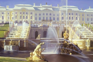 St Petersburg: 2-Day Shore Excursion Incl. Faberge Museum